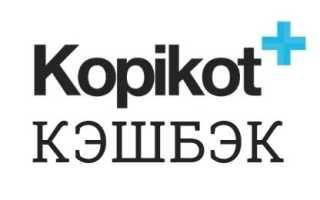 Как правильно получить и использовать кэшбэк в сервисе Копикот?